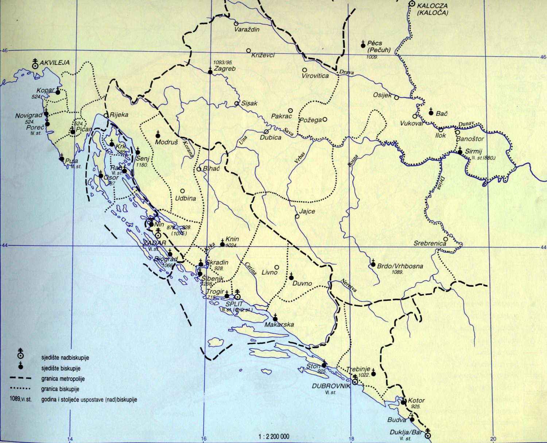 The slavic states and their state in the mod Vm-karta-crkva%20za%20narodnih%20vladara%208-11%20st