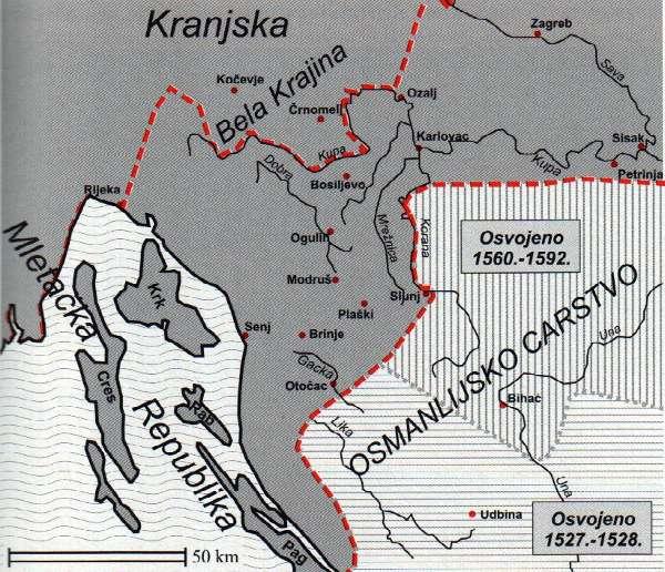 Hrvatska nakon pada Bihaća